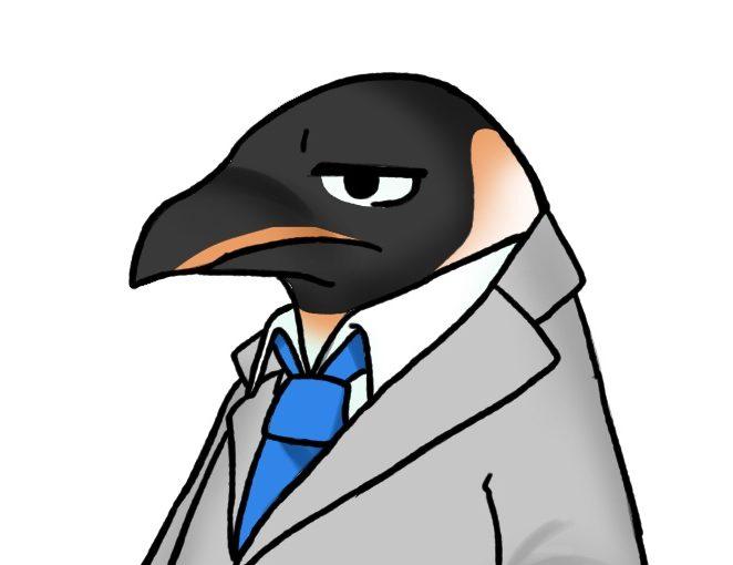 """""""ペンギン"""""""
